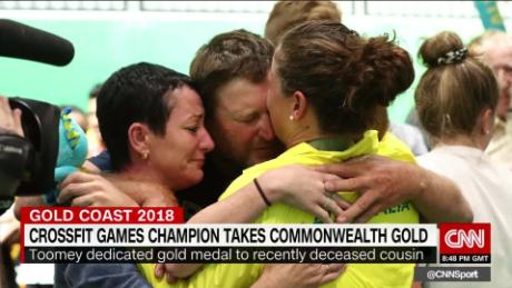 Commonwealth Gold Medallist opens up on family tragedy_00032424