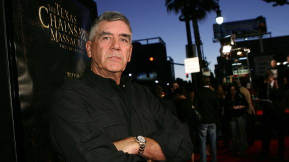 "R. Lee Ermey, an actor known for his Golden Globe-nominated role as an intimidating drill sergeant in ""Full Metal Jacket,"" died April 15, according to a statement from his manager. Ermey was 74."