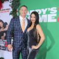 John Cena Nikki Bella Daddys Home red carpet