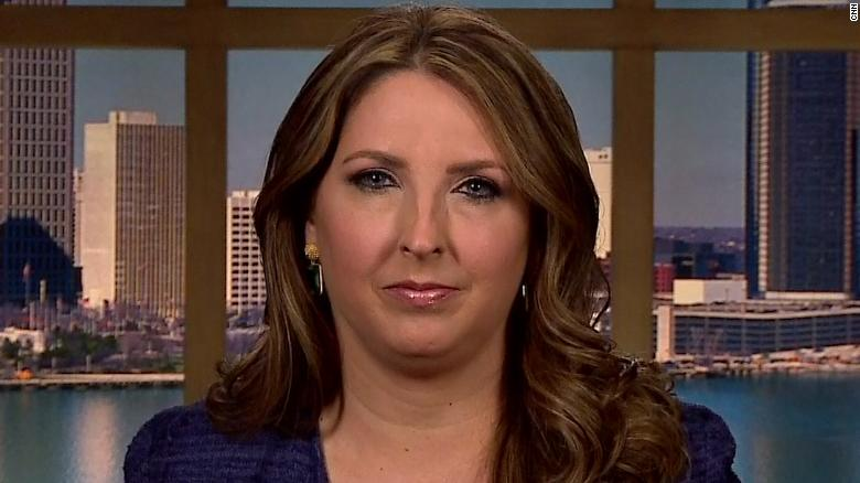 RNC Chair: Trump is a moral leader