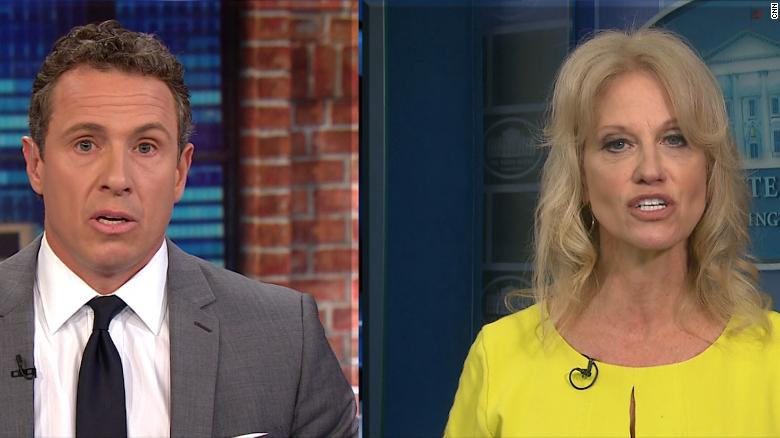 Conway: All Comey had to do was keep mouth shut