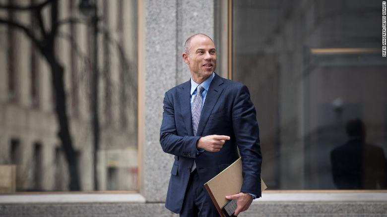 Avenatti demands Cohen recordings be released