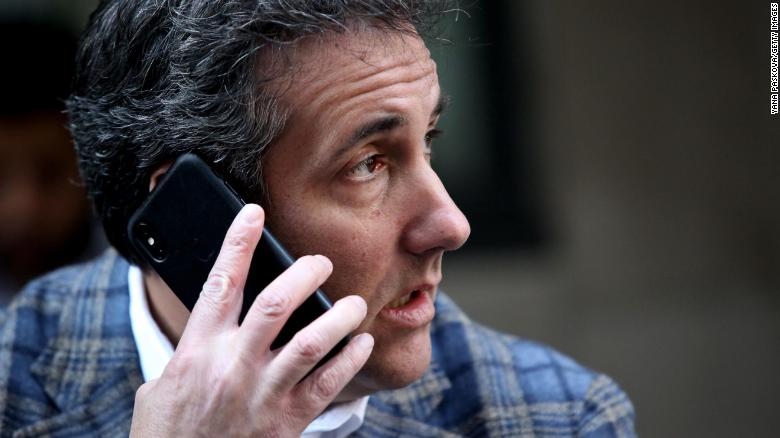 Scrutiny over company payments to Cohen