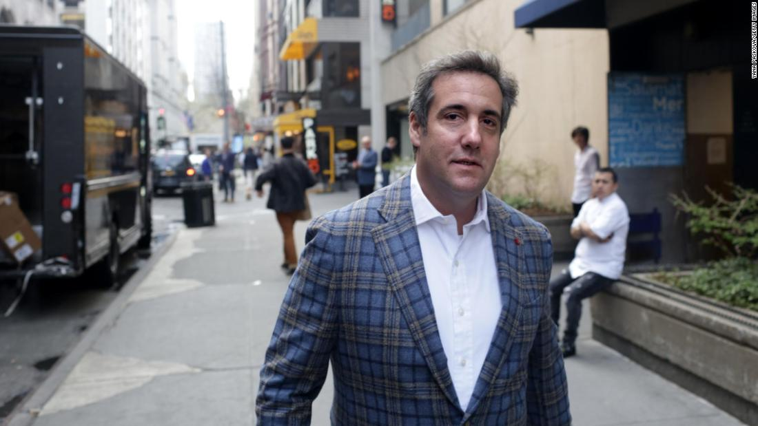 Michael Cohen must be making Donald Trump very nervous right about now