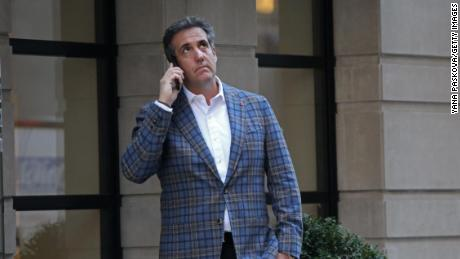 There's a very simple reason why companies paid Michael Cohen so much money