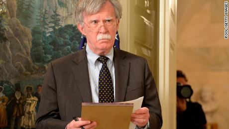 Bolton: Strong prospects for North Korea if ...