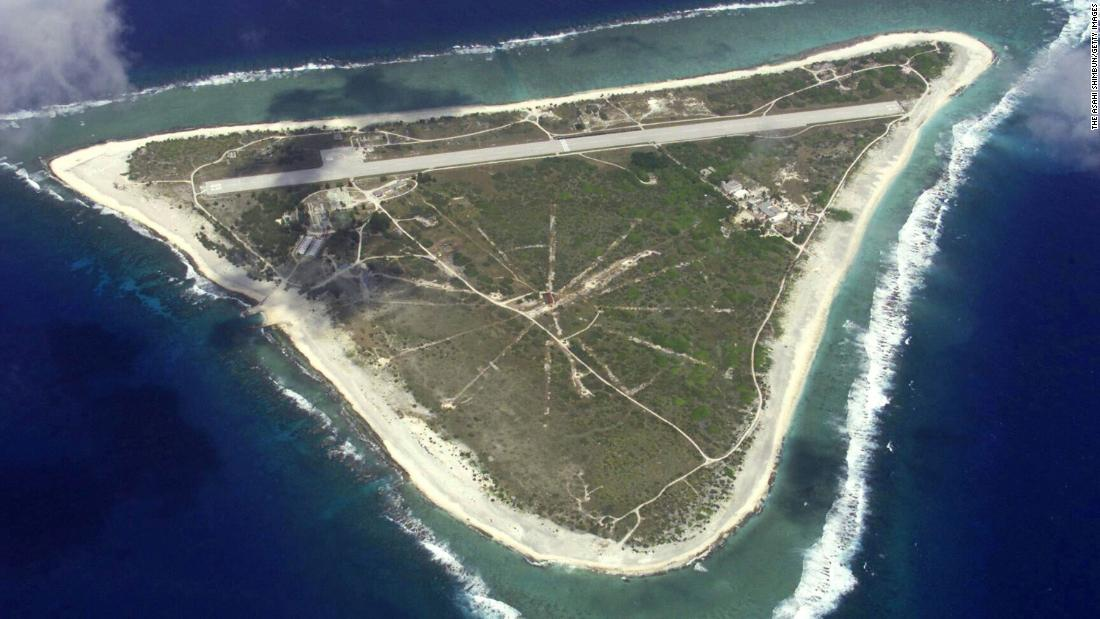 Mud near this small Japanese island could change the global economy