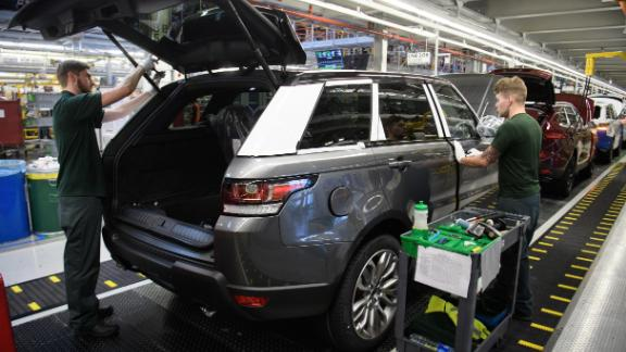 Jaguar Land Rover announced it will cut 5,000 jobs in the UK.