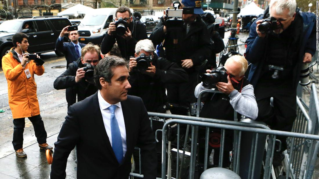 READ: Ex-Trump lawyer Michael Cohen's plea deal