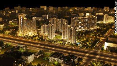 The government comes up with the masterplan for Gurgaon's housing.