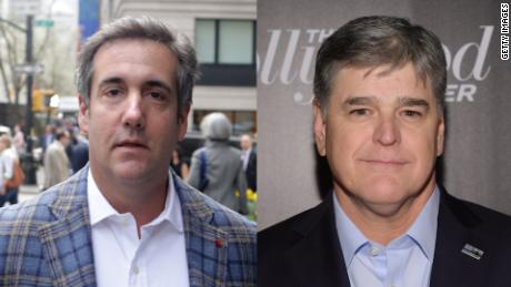 The unbelievable story of Michael Cohen and Sean Hannity