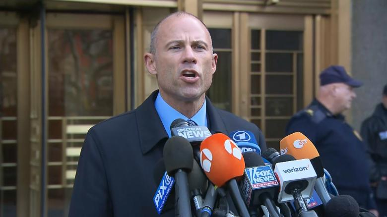 Avenatti: Michael Cohen is 'radioactive'