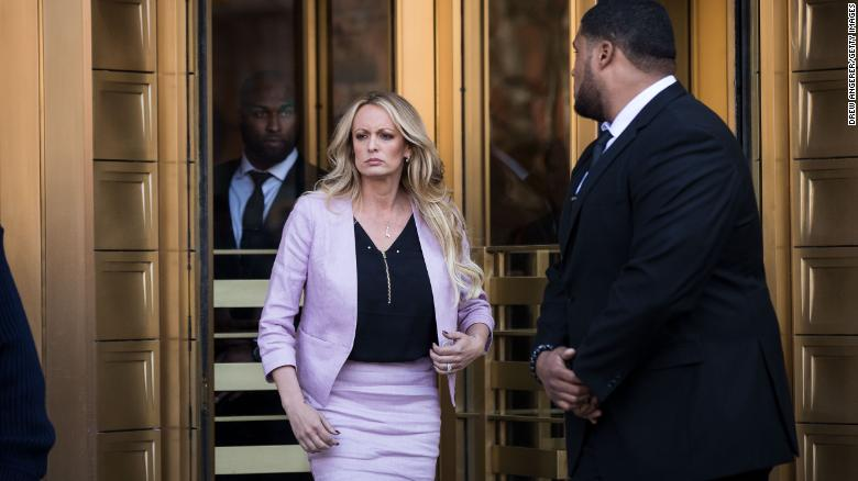 Supreme Court refuses to take up Stormy Daniels appeal in defamation case against Trump