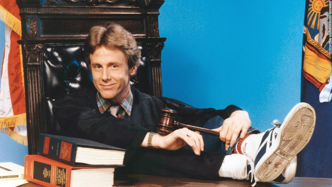 "<a href=""https://www.cnn.com/2018/04/16/us/harry-anderson-death/index.html"">Harry Anderson</a>, known for playing Judge Harry Stone on TV's ""Night Court,"" was found dead inside his home in Asheville, North Carolina, on Monday, April 16, according to police. He was 65."