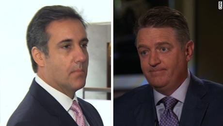 Former lawyer for Stormy Daniels, Karen McDougal cooperating with Cohen probe