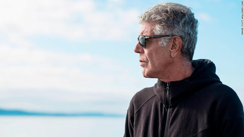 Anthony Bourdain was found unresponsive in his hotel room in France early Friday