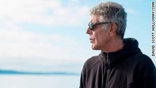 91afe35115 CNN honors the life of Anthony Bourdain