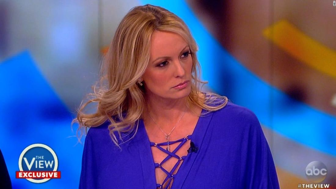 The remarkable irresponsibility of Donald Trump's Stormy Daniels tweet