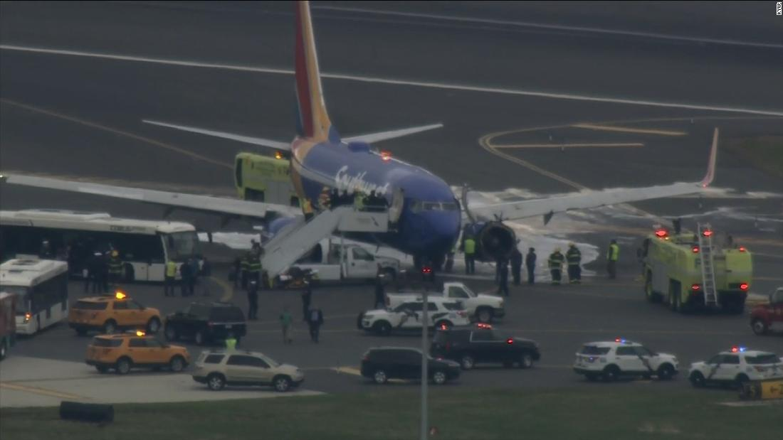 Southwest flight emergency: Live updates