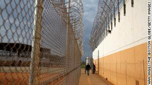 Lawsuit alleges 'forced labor' in immigrant detention