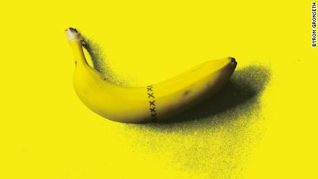 "His book ""Broken Bananah"" tells Ross Asdourian's tale."