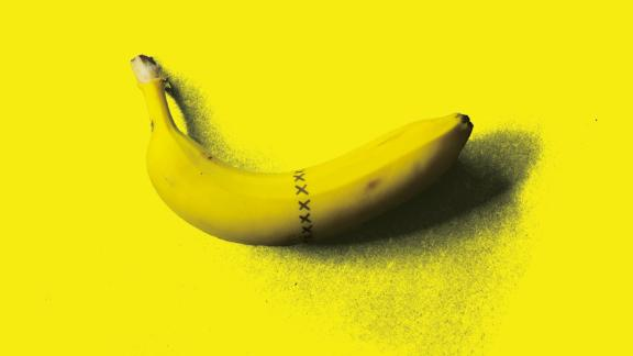 "His book ""Broken Bananah"" tells Ross Asdourian's tale."