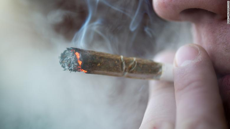 Cannabis use may be linked with suicidal thoughts, plans and attempts in young adults, study finds