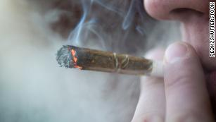 Marijuana's effects on young brains diminish 72 hours after use, research says