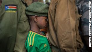 George and The Sentry Team to hold press conference  9/19/19  180418053712-07-south-sudan-child-soldier-medium-plus-169