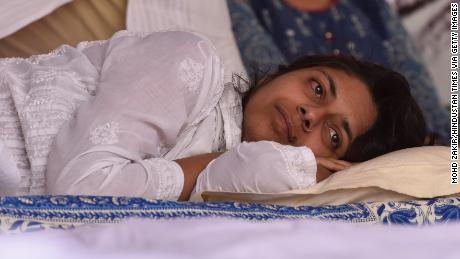 Delhi Women Commission chief Swati Maliwal on day five of her hunger strike to call for stricter penalties for rape in India.