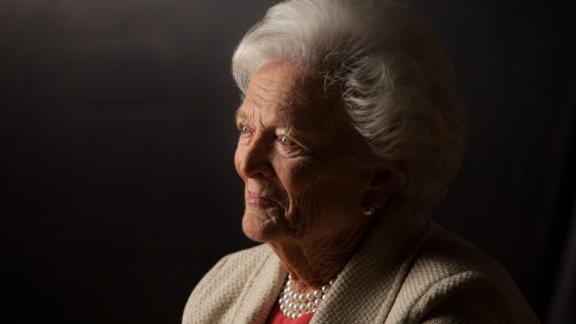 Barbara Bush, the matriarch of a Republican political dynasty and a first lady who elevated the cause of literacy, died April 17, according to a statement from her husband's office. She was 92.