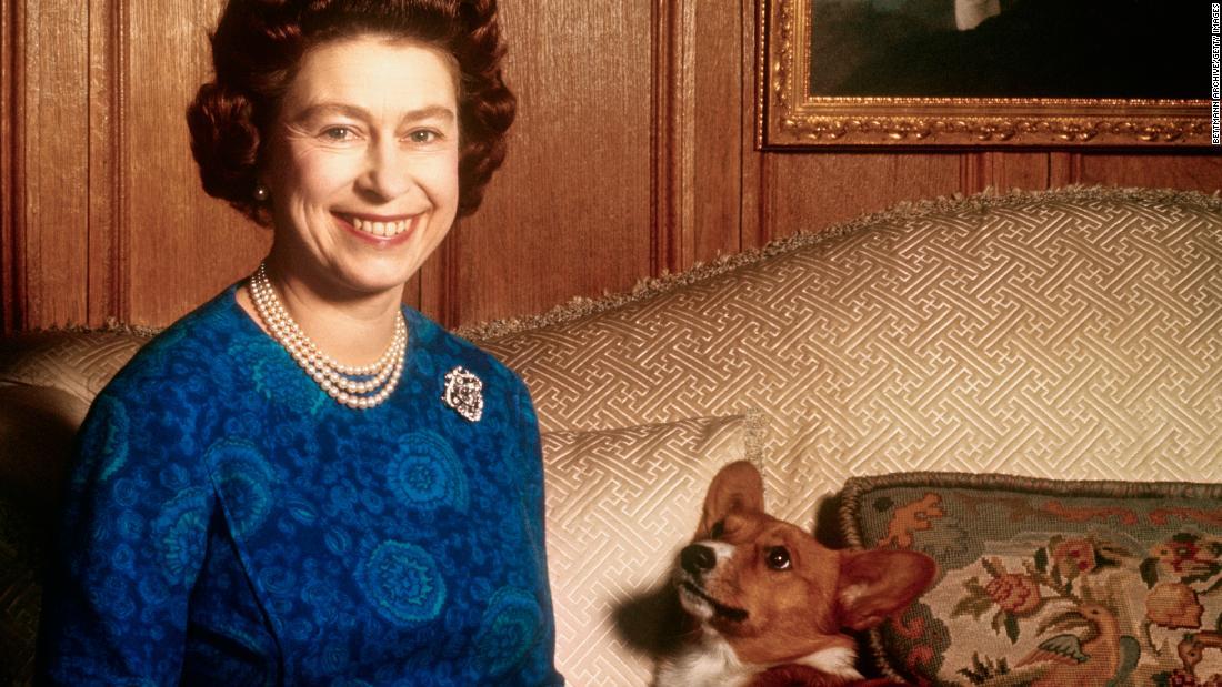 Last in Queen Elizabeth II's line of corgis dies, says British press