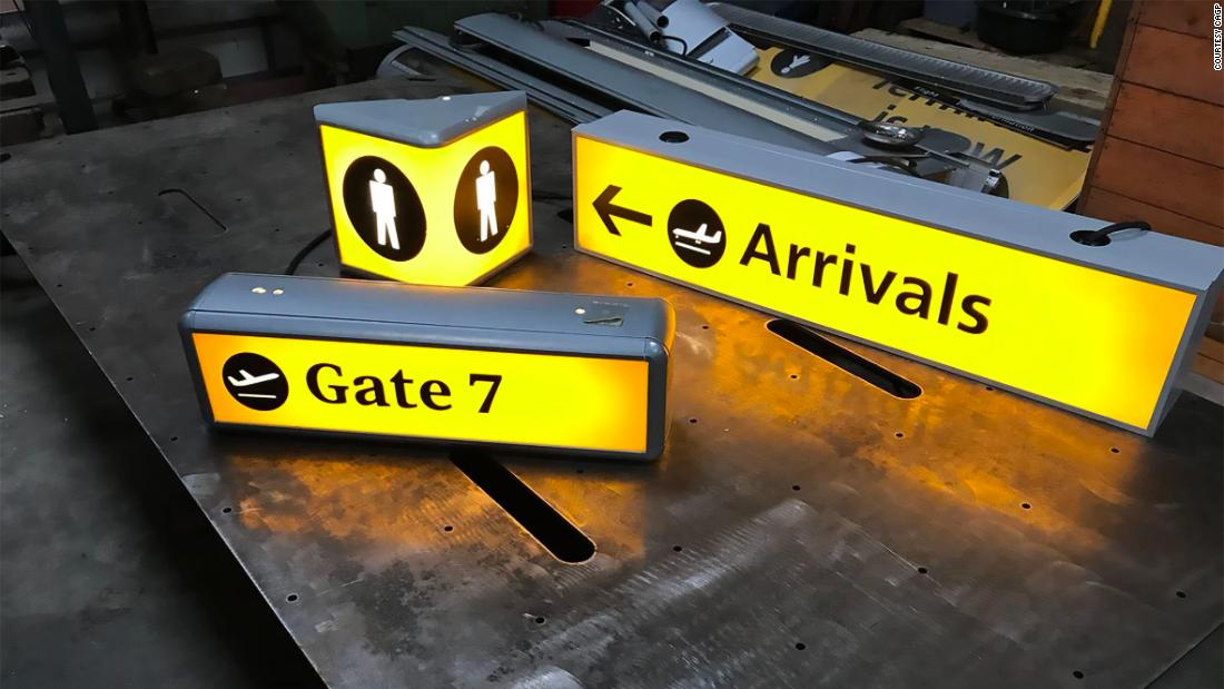 Want to own a baggage carousel? Now you can