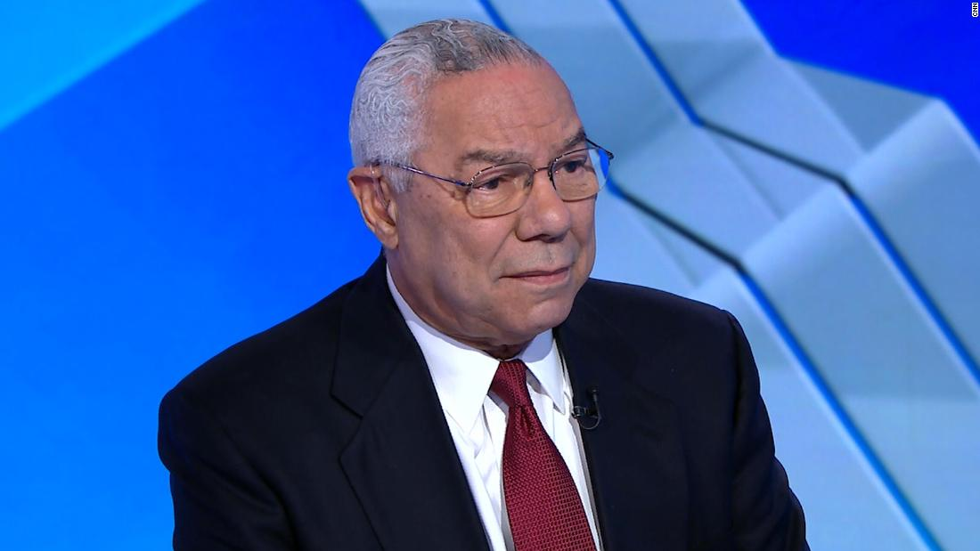 A look at the life of Colin Powell