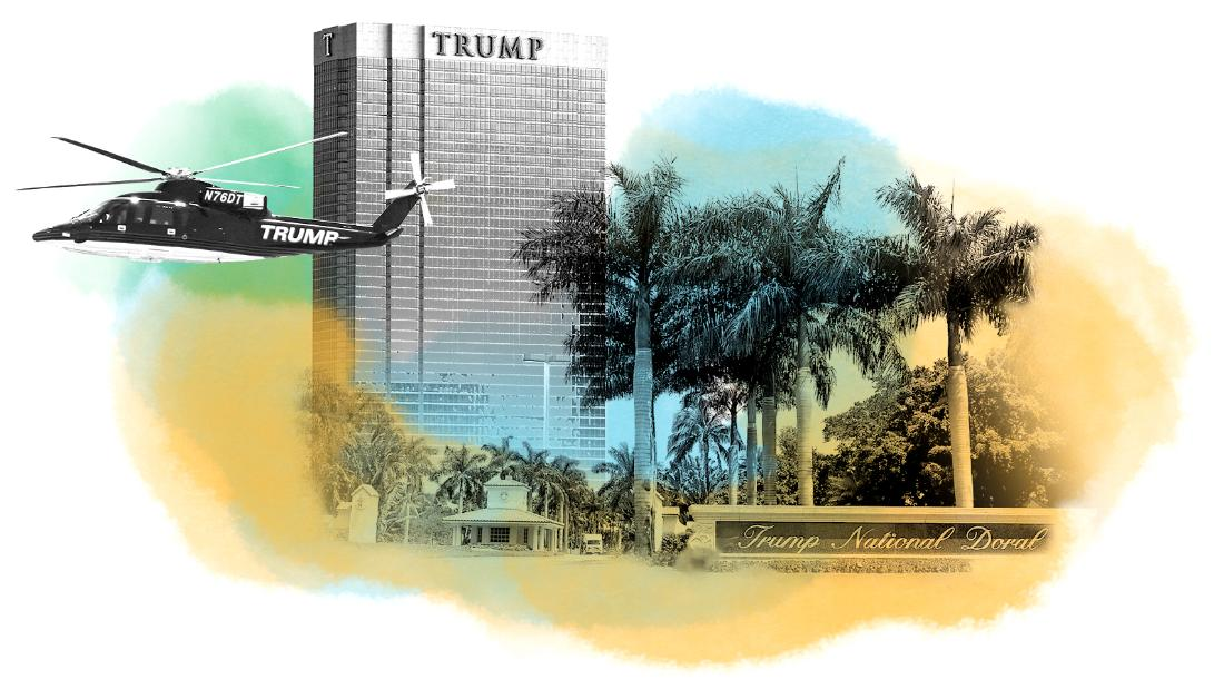 What we know about Trump's business empire