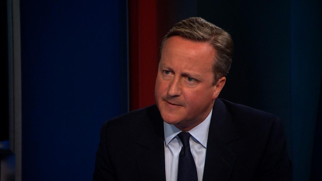David Cameron says some people 'will never forgive' him for Brexit