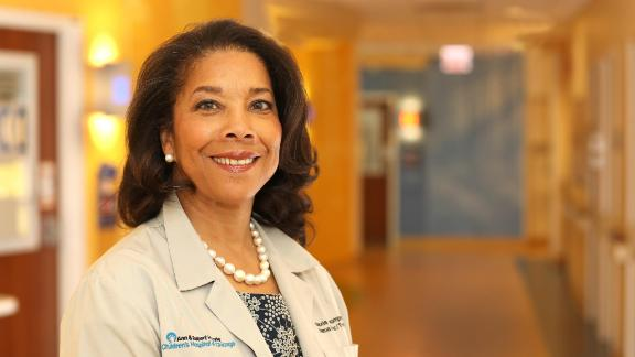 Dr. Alexis Thompson led the new study on gene therapy for transfusion-dependent patients with beta thalassemia.