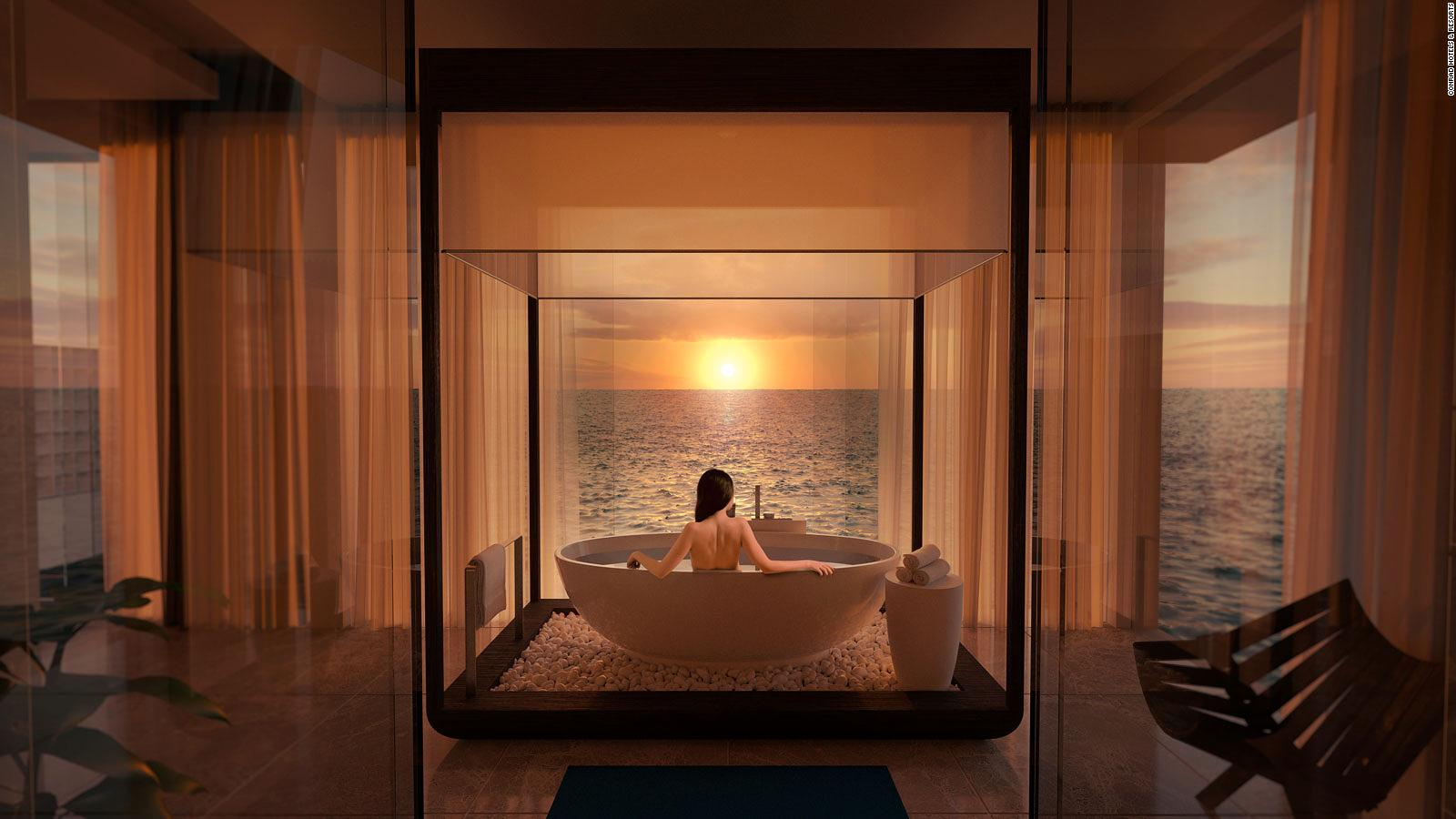In Maldives World S First Underwater Hotel Residence Will Open