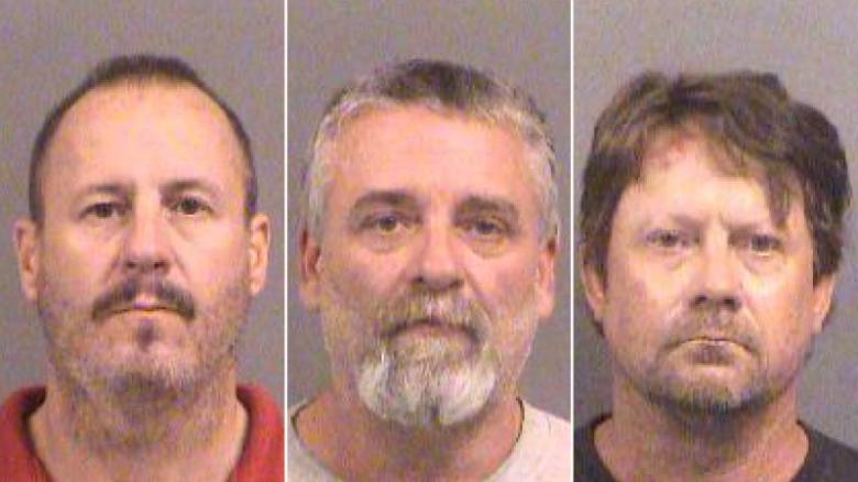 3 men convicted in plot to bomb refugees
