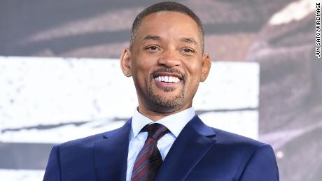 Will Smith attends the premier event of 'Bright' at Roppongi Hills on December 19, 2017 in Tokyo, Japan.  (Photo by Jun Sato/WireImage)