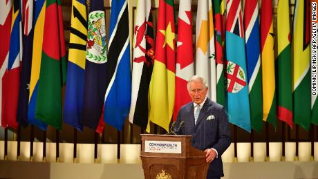 Prince Charles welcomes Commonwealth leaders Thursday to the London summit.