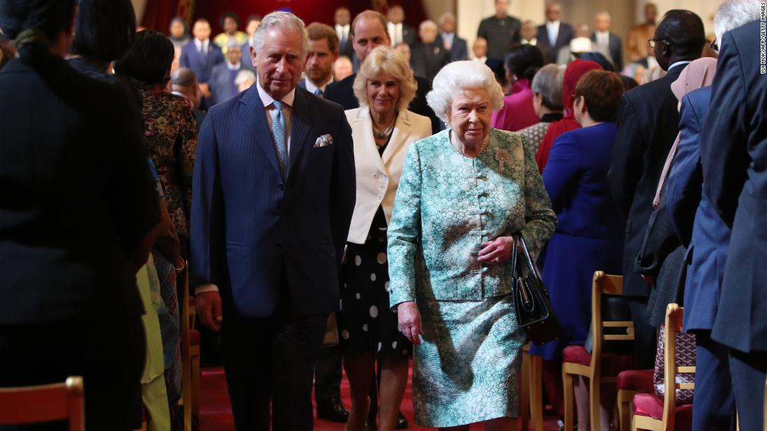 Queen's son to lead Commonwealth