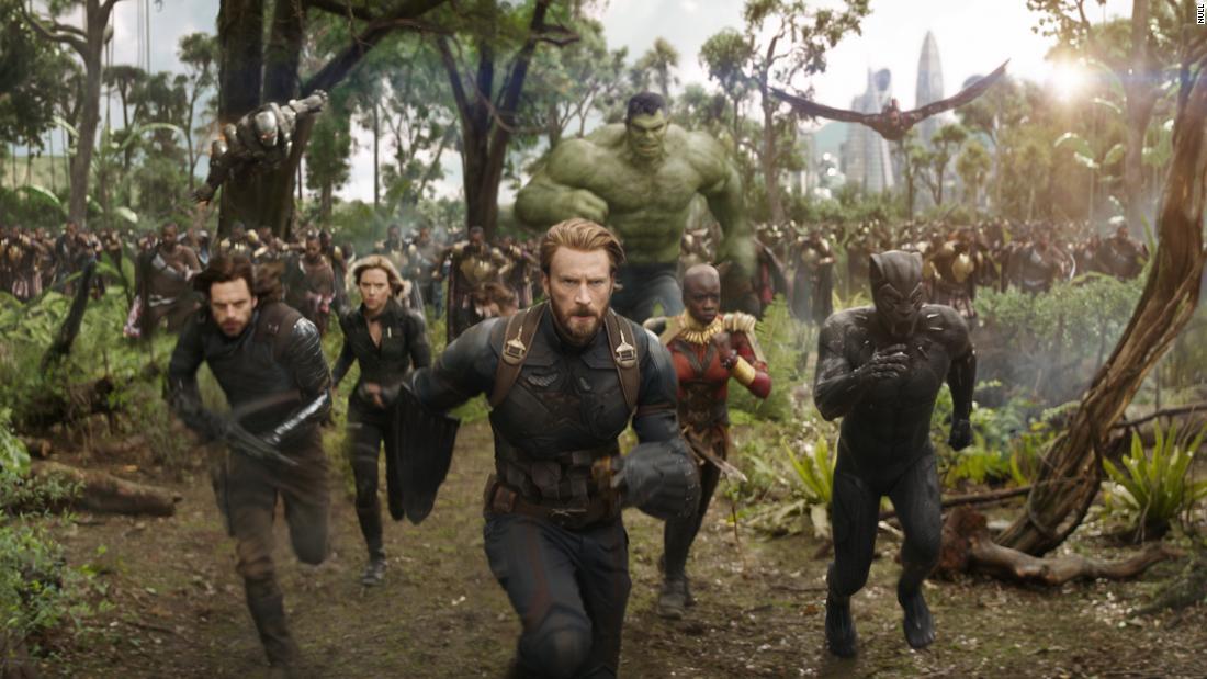 'Avengers: Infinity War' delivers