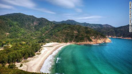 Hong Kong beaches, Tai Long Wan