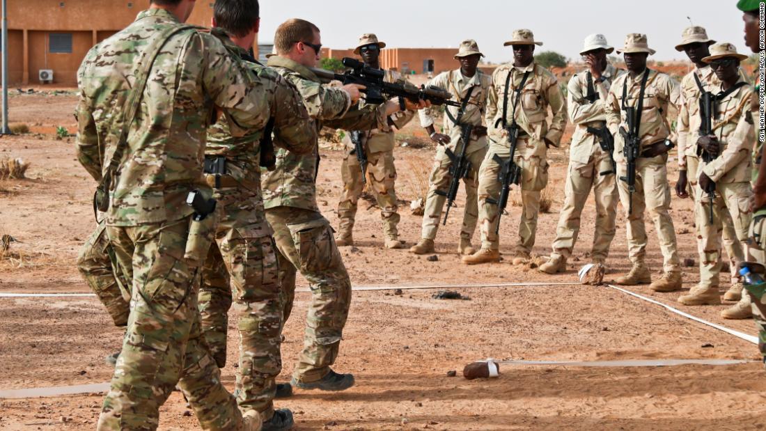 US warns of growing African terror threat