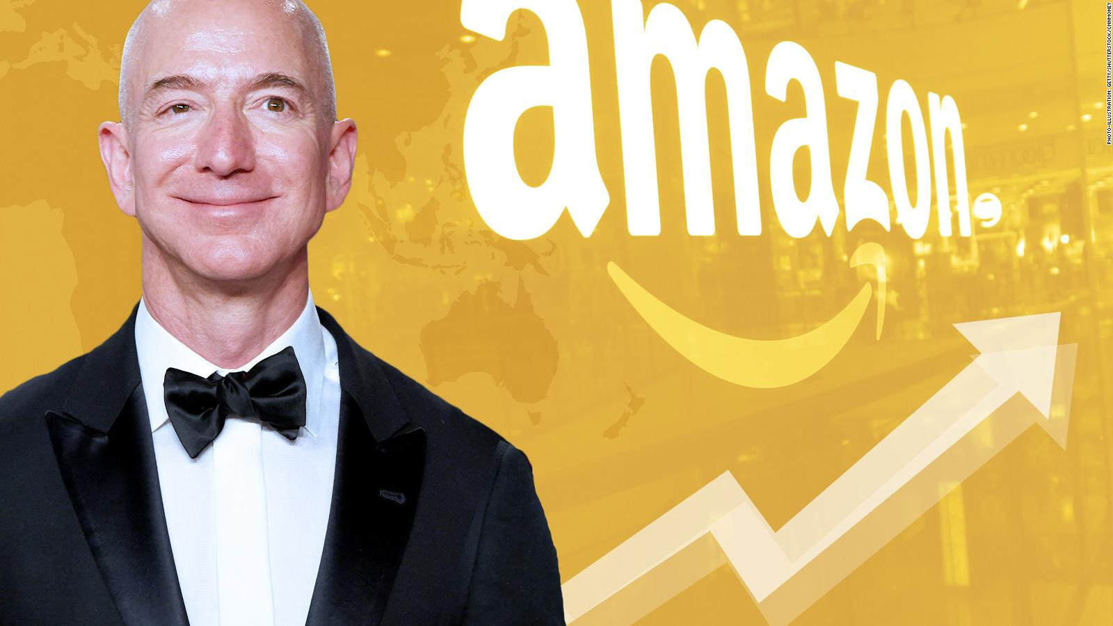Jeff Bezos On Why Amazon Will Keep Working With The Dod Cnn