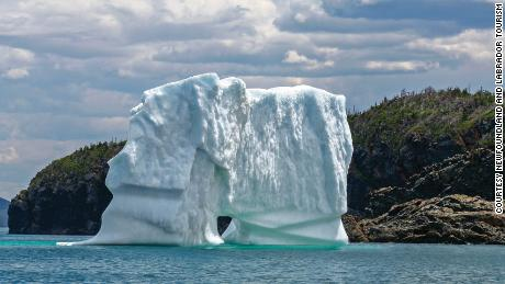 One man is trying to convince Cape Town that bringing in an iceberg could help the water shortage.