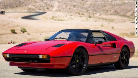 First electric Ferrari: Faster than original