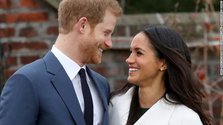 How Meghan and Harry's love story unfolded