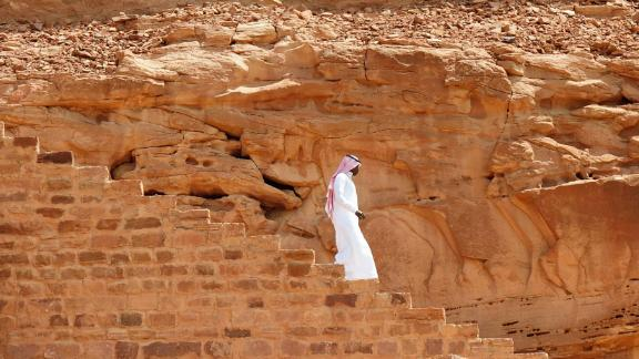 Al-Ula, Saudi Arabia: Following a landmark agreement with France, the ancient city of Al-Ula, renowned for its archaeological treasures, is set for touristic and cultural development.